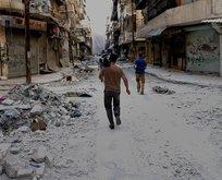 Halepte Şebbihalar terör estiriyor