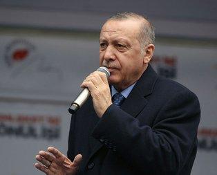 Başkan Erdoğan'dan dünyaya Münbiç çağrısı