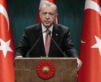 Erdoğan Sevr'den intikamını alıyor