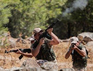 Yeni fotoğraflar geldi... Münbiç sınırında eller tetikte! ÖSO'dan 'hazırız' mesajı
