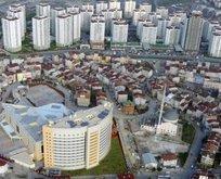 İstanbul'un göbeğinde icradan satılık ucuza dubleks daire