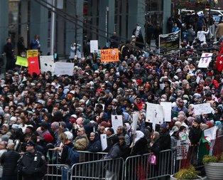 New York'ta İslamofobi'ye karşı birlik mesajı