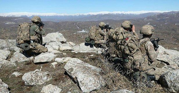 Terör örgütü PKK'ya Kapan darbesi! Düğmeye basıldı