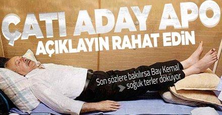 SON DAKİKA: Millet İttifakı'nın çatı adayı terörist başı Apo mu? Kemal Kılıçdaroğlu: Barışı dostlarımızla getireceğiz