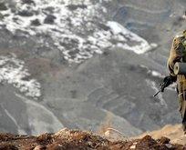 PKK'lı teröristlere ait mühimmat ele geçirildi!