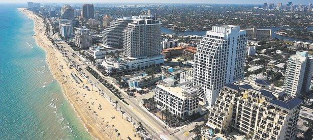 Yeni trend MIamI'de condo-hotel almak
