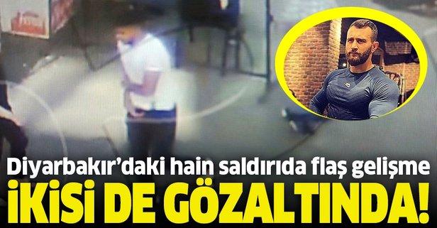 Diyarbakır'daki saldırıda flaş gelişme