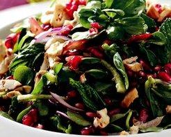 Kestaneli Pirpirim Salatası Tarifi