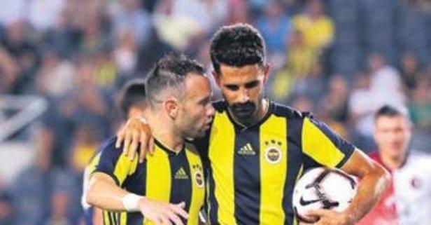Valbuena ve Alper'in önlenemez düşüşü