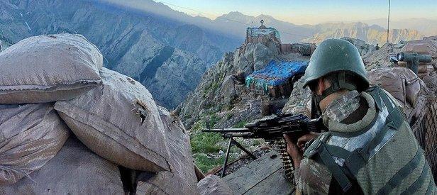 İnlerine girdik! 45 PKK'lı terörist öldürüldü