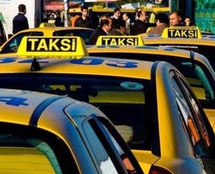 İstanbul'da 3 kadın turisti aracı kilitleyip gasbeden taksici tutuklandı!