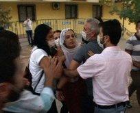 Evlat nöbetindeki ailelere hakaret eden HDP'li vekile soruşturma