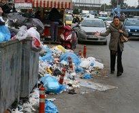 CHP'li belediye çöpleri toplamıyor