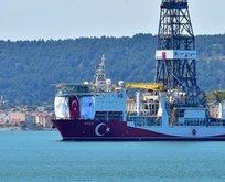Fatih sondaj gemisinden müjde