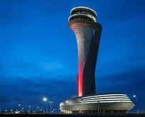İstanbul Havalimanı'na 7/24 ulaşım haritası