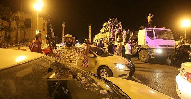 Libya'da Hafter bir darbe daha!