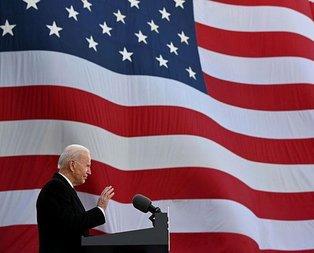 ABD'de kaosun gölgesinde devir teslim töreni!