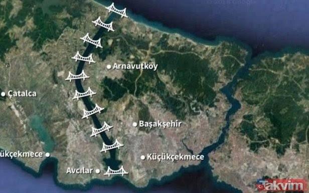 İşte Kanal İstanbul gerçekleri! CHP neden engel olmaya çalışıyor?