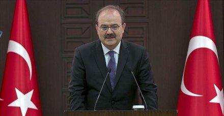 TİKA Başkanı Çam, Kültür ve Turizm Bakan Yardımcısı olarak atandı