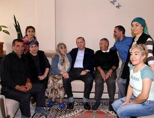 Cumhurbaşkanı Erdoğan vatandaşların davetini geri çevirmedi