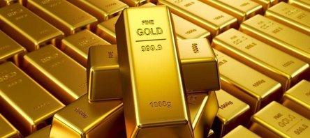 150 milyonluk altın bankada