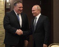 Rusya-ABD arasında kritik görüşme