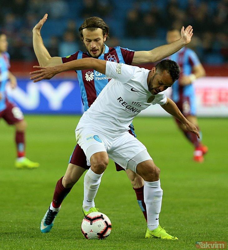Fırtına'dan evinde muhteşem geri dönüş | Trabzonspor:4 - Antalyaspor: 1