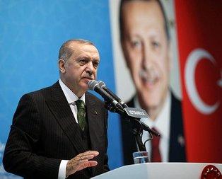 Erdoğan, Emniyet Teşkilatı İftar programında konuştu