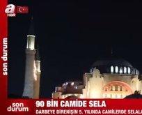 90 bin camide selalar okundu
