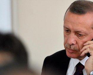 Son dakika: Başkan Erdoğan, Kırgızistan Cumhurbaşkanı Sooranbay Ceenbekov ile telefon görüşmesi gerçekleştirdi!