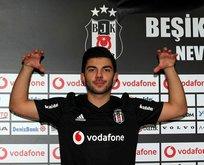 Muhayer Beşiktaş'ta