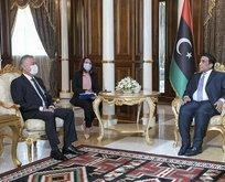 Libya'da Menfi'nin Türkiye'ye olan hürmeti...