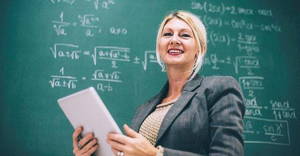 Öğretmene iş garantili kurs