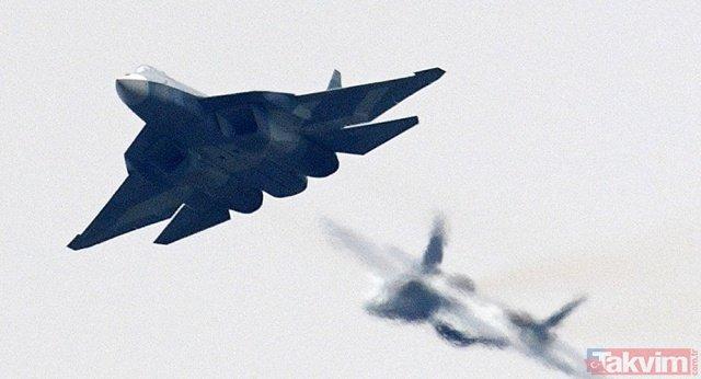 Rus Su-57 mi, Amerikan F-35 mi daha güçlü? İşte o karşılaştırma
