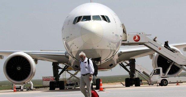 Havalimanlarına 'uçulabilir' sertifikası