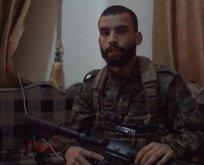 Afrinden kaçan ABDli terörist ağlıyor