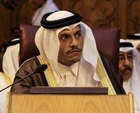 Katar'dan Suudi Arabistan'a çağrı
