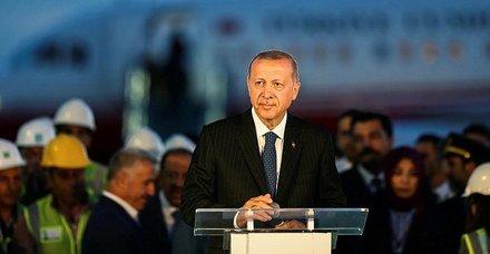 Başkan Erdoğan: Havalimanı değil zafer anıtı