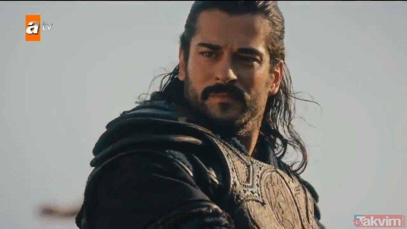 ATV'nin yeni dizisi Kuruluş Osman'ın ikinci tanıtımından çok özel kareler