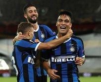 UEFA Avrupa Ligi'nde finalin adı Sevilla-Inter