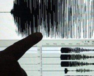 İranda şiddetli deprem