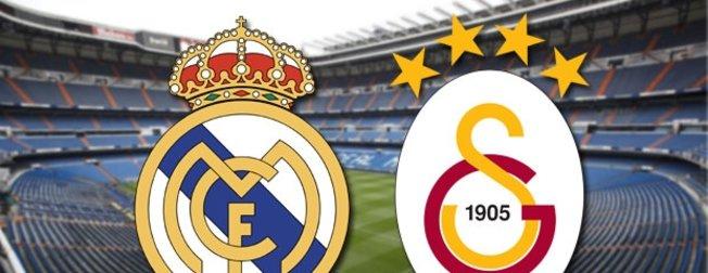 Şampiyonlar Ligi A Grubu Real Madrid-Galatasaray maçı muhtemel 11'leri