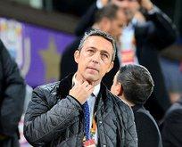 Ali Koç'lu Fenerbahçe küme düşme hattında