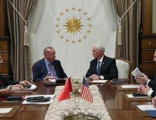 Külliye'deki toplantıda dikkat çeken Türkçe detayı: Merhaba Sayın Cumhurbaşkanı, nasılsınız?