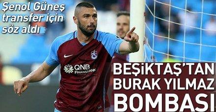 Hem Burak hem Sosa İstanbul yolunda!