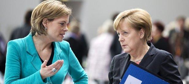 Angela Merkelin yardımcısından güldüren tehdit