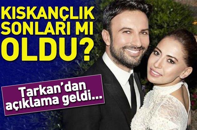 Tarkan'dan boşanma iddialarına yanıt!