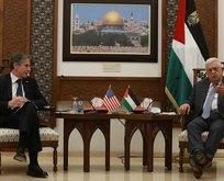 ABD'den Kudüs kararı! Filistin ile...