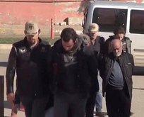 Eylem hazırlığındaki 4 DEAŞ'lı yakalandı