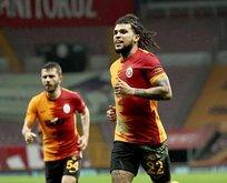 Galatasaray'ın Rizespor'a attığı ilk golde faul var mı?